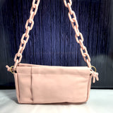 Ficuster Solid Peach Sling Bag