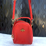 Ficuster Red Sling Bag