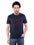 American Eagle Men Black Printed Crew Neck T-Shirt