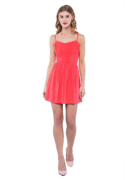 Aeropostale Women Strawberry Dress