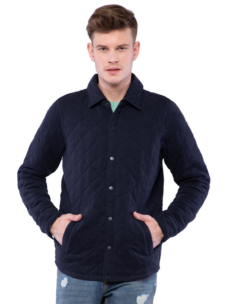 Hollister Men Black Pullover Jacket