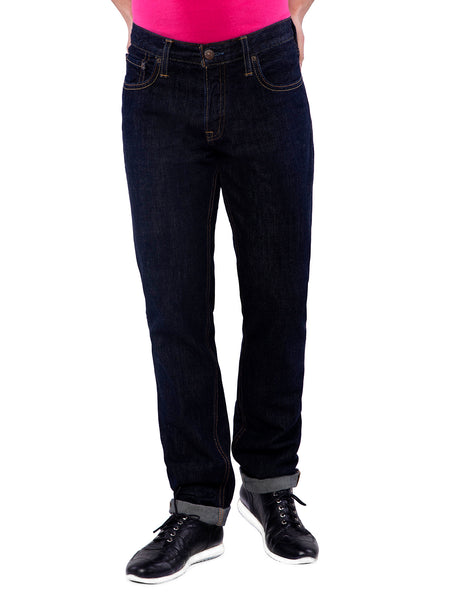 Hollister Men Black Skinny Jeans