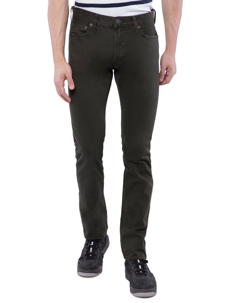 Hollister Men Grey Skinny Jeans
