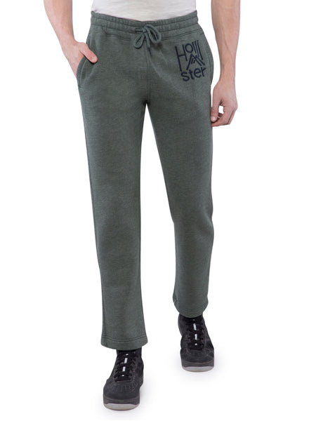 Hollister Men Dark Grey Sweatpant