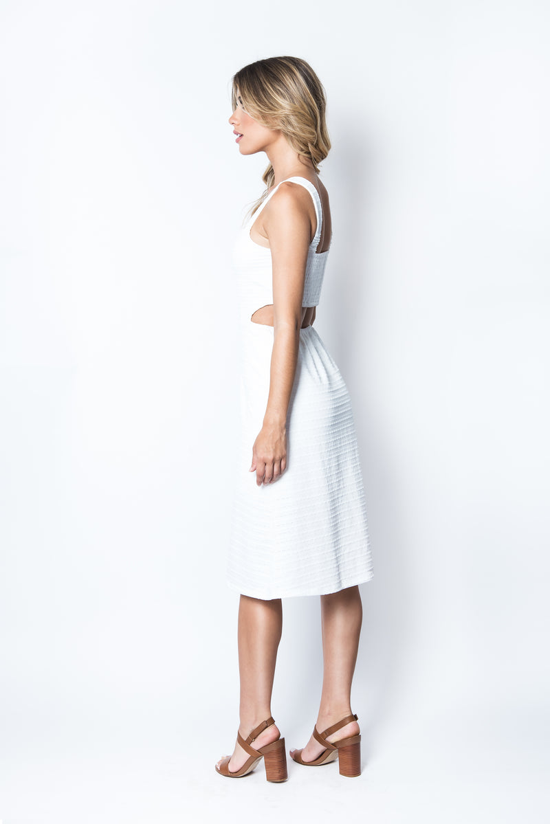 Derby Day Midi Dress