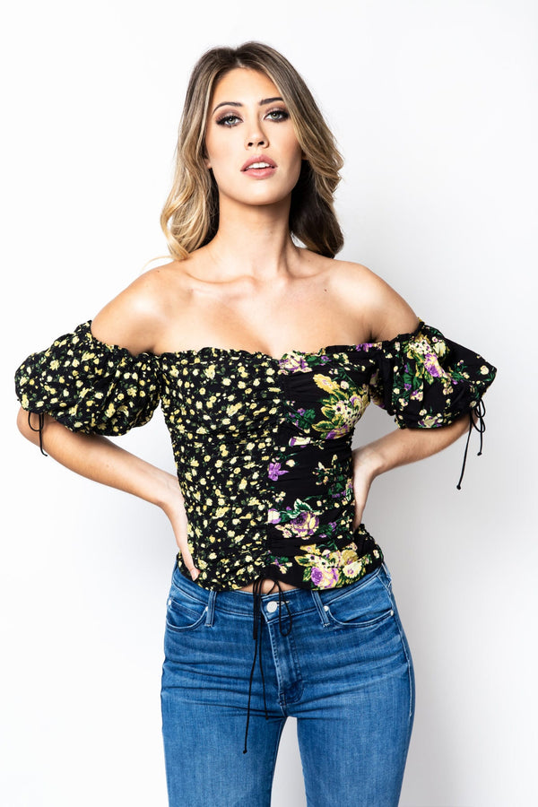 Eileen Off The Shoulder Top