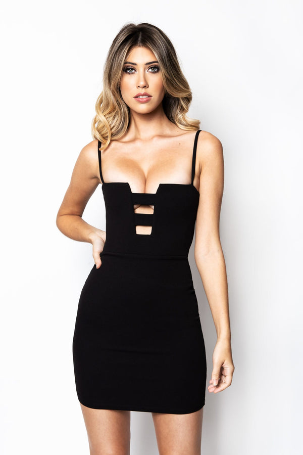 Flaunt Mini Dress