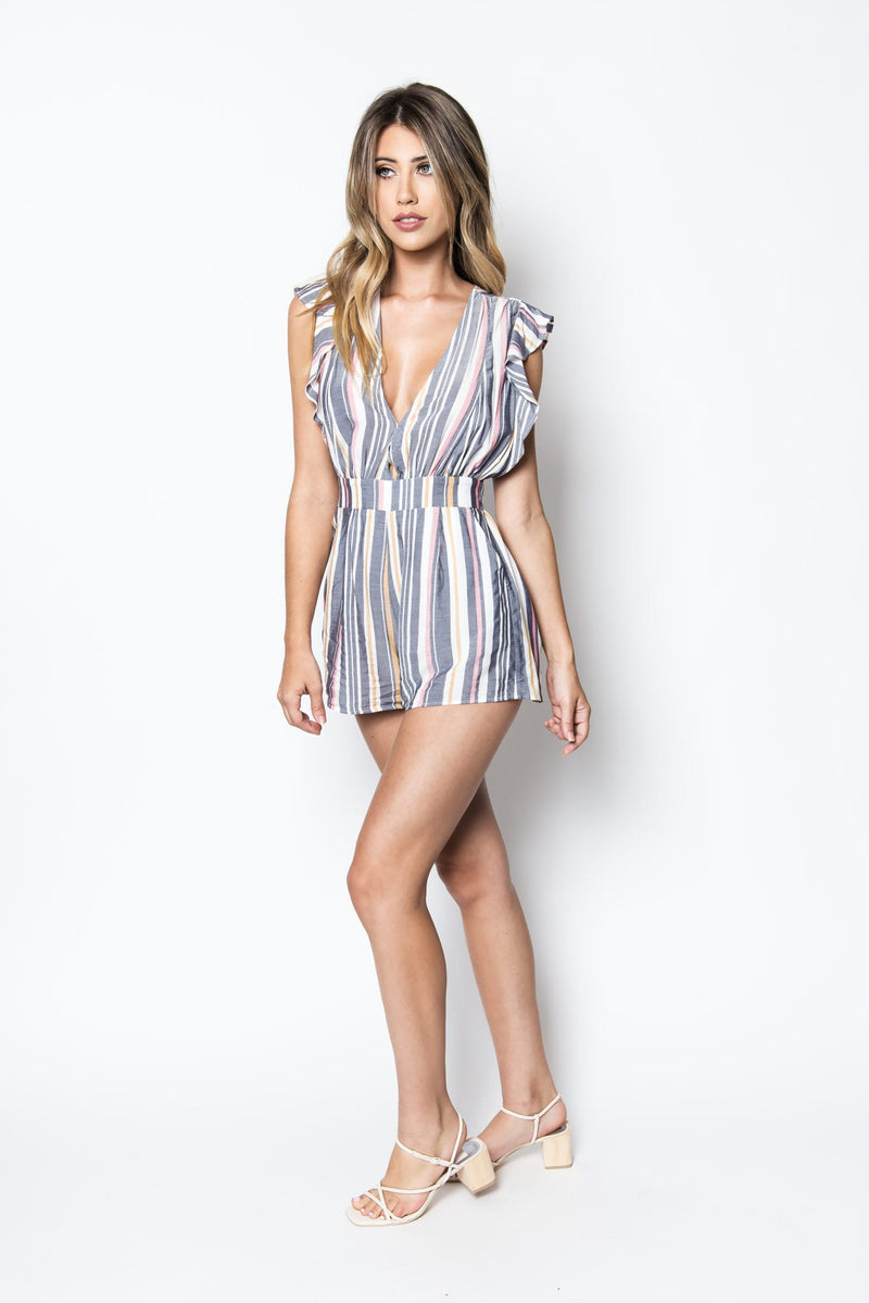 Lucid Dreams Romper