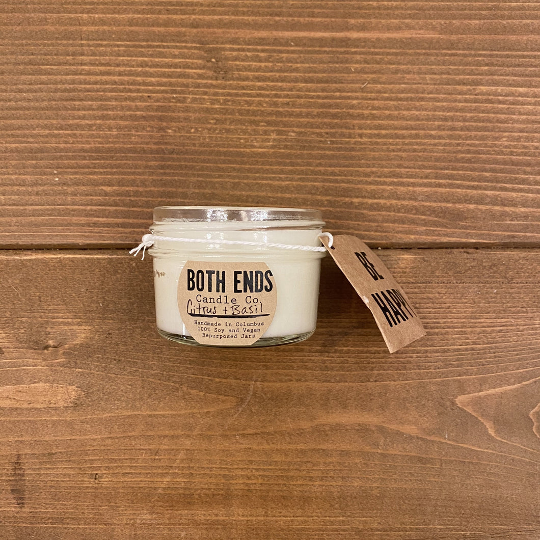 Both Ends Candle Co. - 3 oz.