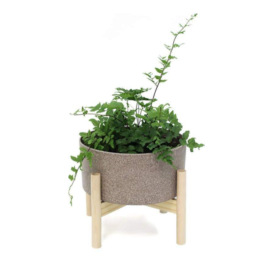 Tabletop Planter - Nut Husk