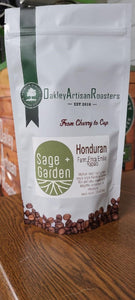 Oakley Artisan Roasters Coffee - Sage+Garden Blend