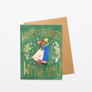 Bundle Up With You Card