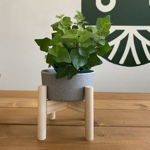 Wood Tabletop Planter