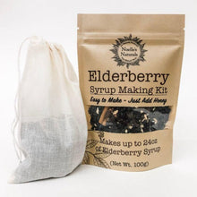 Load image into Gallery viewer, Elderberry Syrup Making Kit