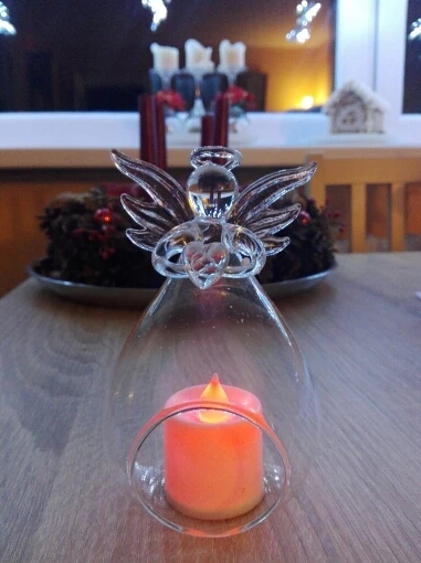 Angle Candlestick Holder - edentreecandles