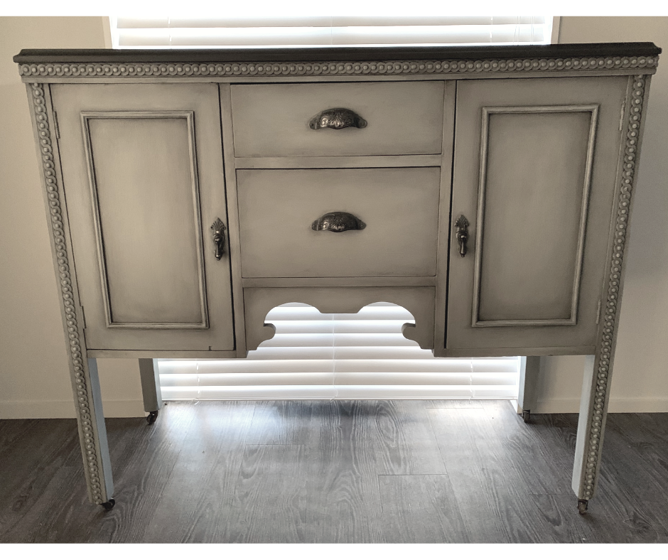 Grey Sideboard