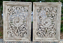 Load image into Gallery viewer, Hand Carved Karishma Wall Hangings