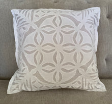 Load image into Gallery viewer, Set of 3 White Cushions