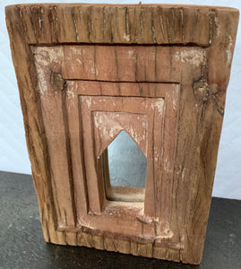 Small Indian Temple Mirror