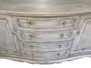 Ornate Antique Sideboard