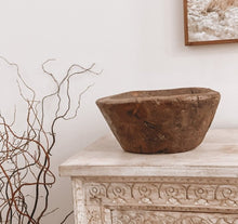 Load image into Gallery viewer, Hand Crafted Wooded Spice Bowls