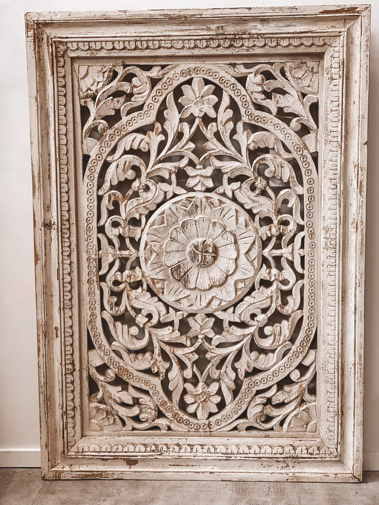 Hand Carved Karishma Wall Hangings