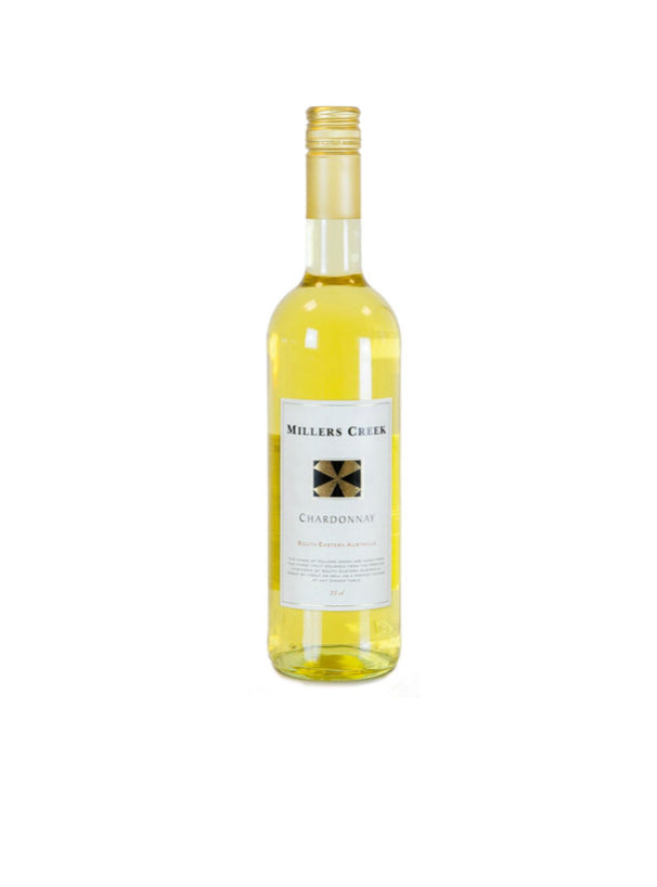 Matched Wine - Millers Creek Unoaked Chardonnay - 1 bottle