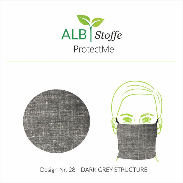 ProtectMe - 28 DARK GREY STRUCTURE