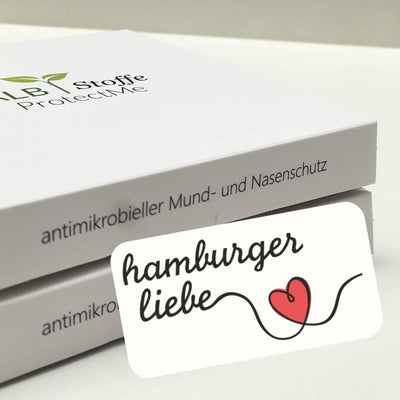 ProtectMe Hamburger Liebe - 2er Bundle