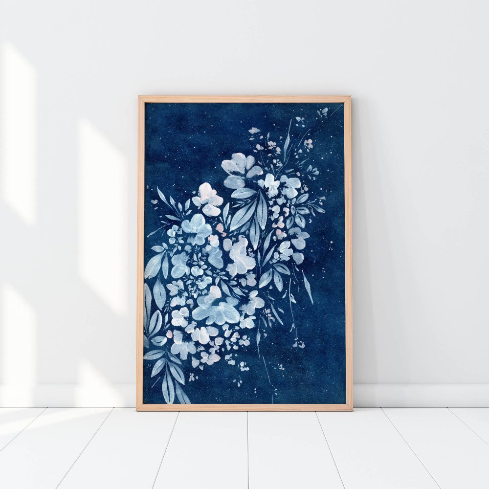 Blue Wish - CreativeIngrid | Ingrid Sanchez
