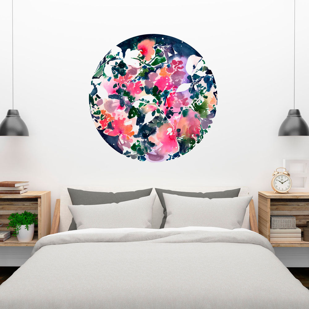 Blooming Sky Wall Sticker | CreativeIngrid - CreativeIngrid | Ingrid Sanchez