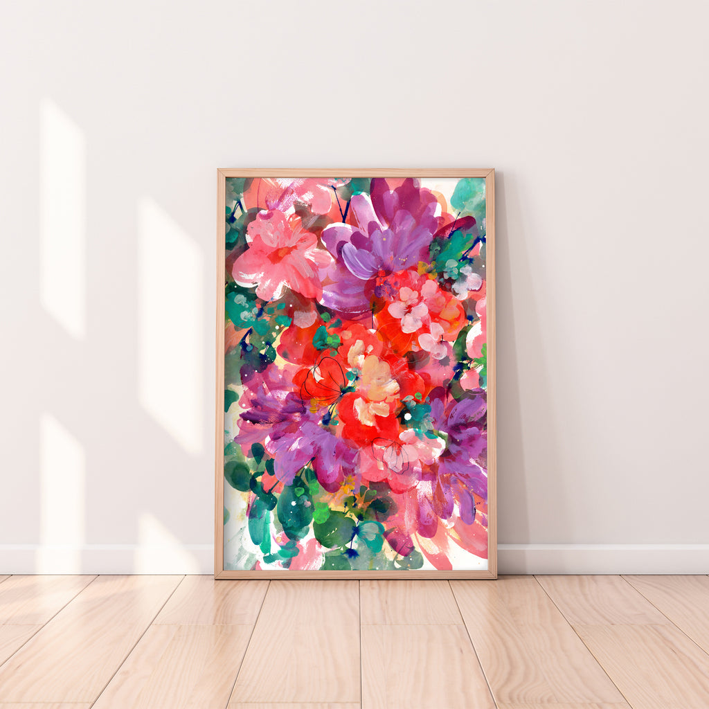 Bright Bloom - CreativeIngrid | Ingrid Sanchez