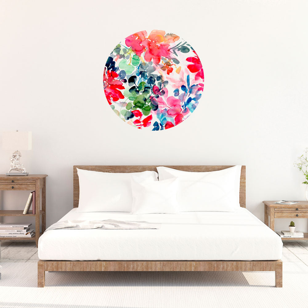 Chelsea Moon Wall Sticker | CreativeIngrid - CreativeIngrid | Ingrid Sanchez