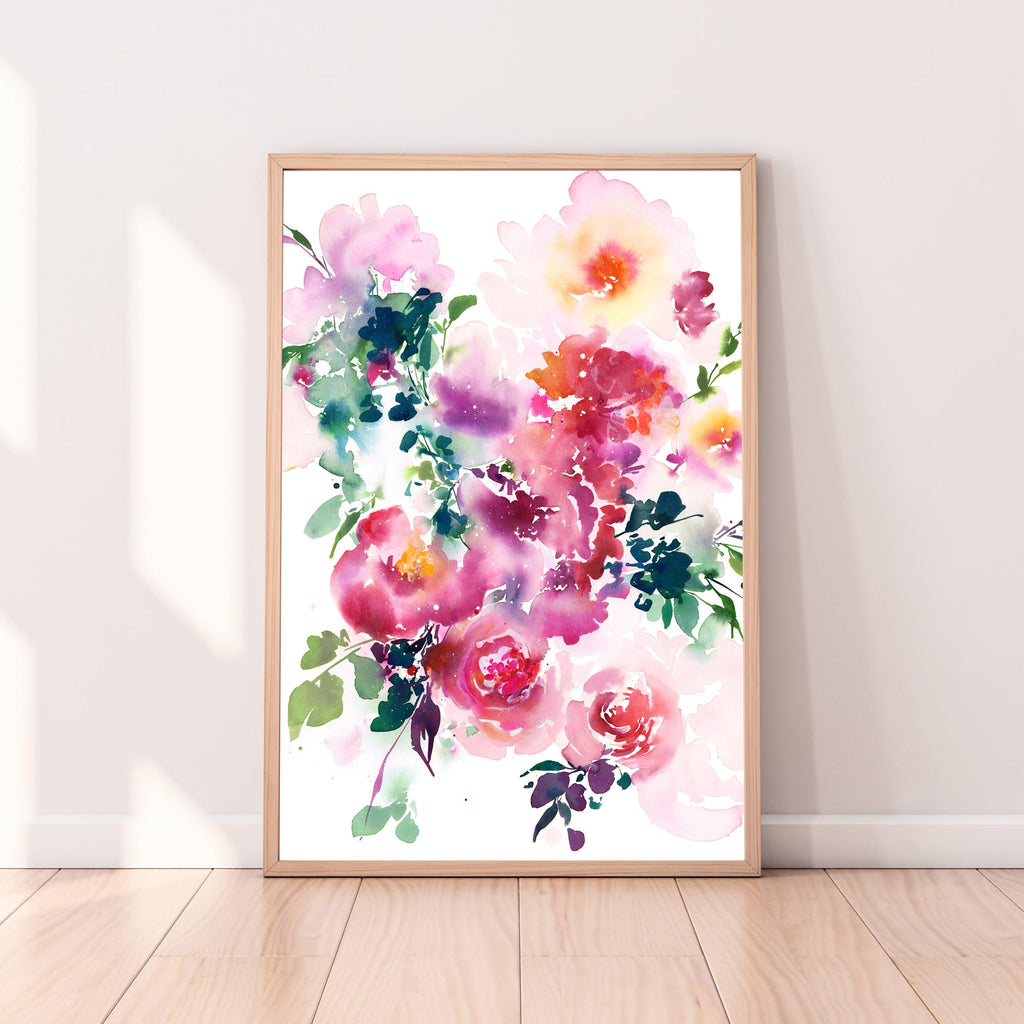 Floral Delight - CreativeIngrid | Ingrid Sanchez