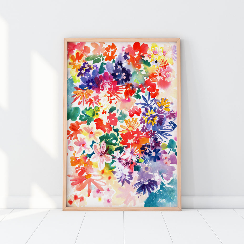 Garden in Bloom - CreativeIngrid | Ingrid Sanchez