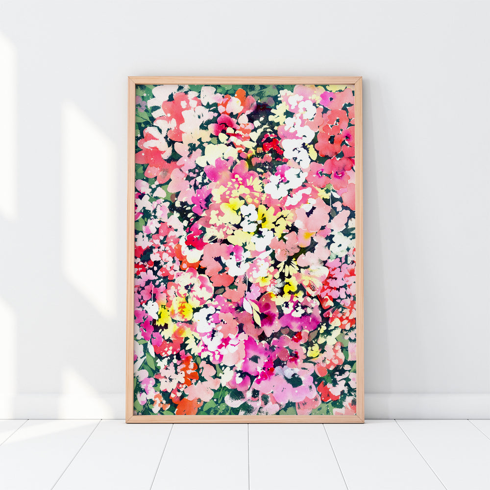 Floral Immersion - CreativeIngrid | Ingrid Sanchez
