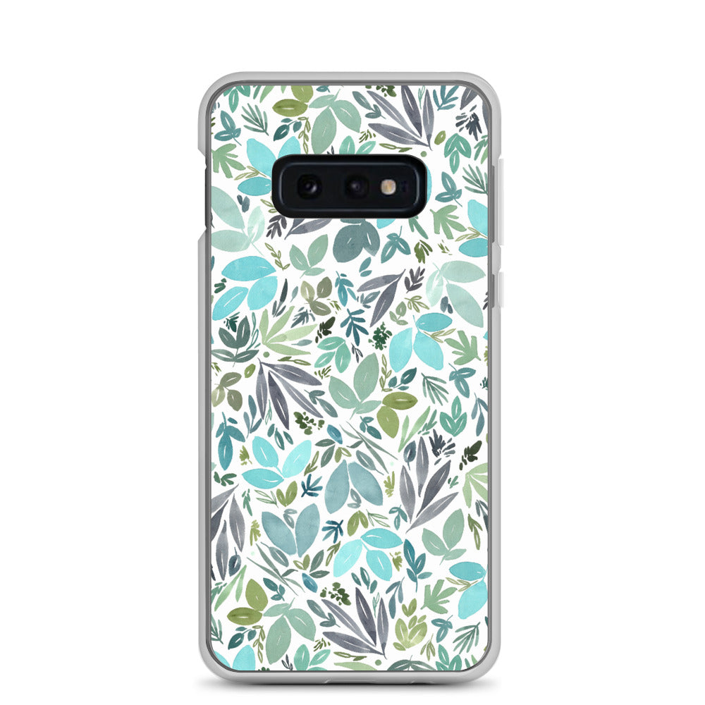 Only Leaves Samsung Case | CreativeIngrid - CreativeIngrid | Ingrid Sanchez