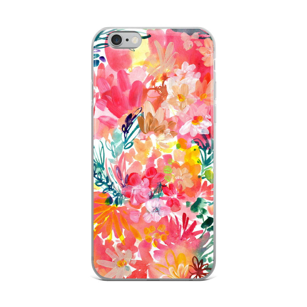 Endless Garden iPhone Case | CreativeIngrid - CreativeIngrid | Ingrid Sanchez