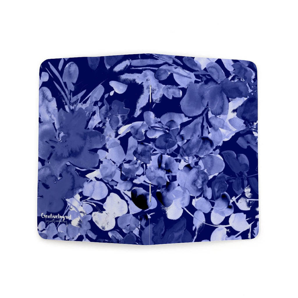 Blue Chelsea, notebook | CreativeIngrid - CreativeIngrid | Ingrid Sanchez