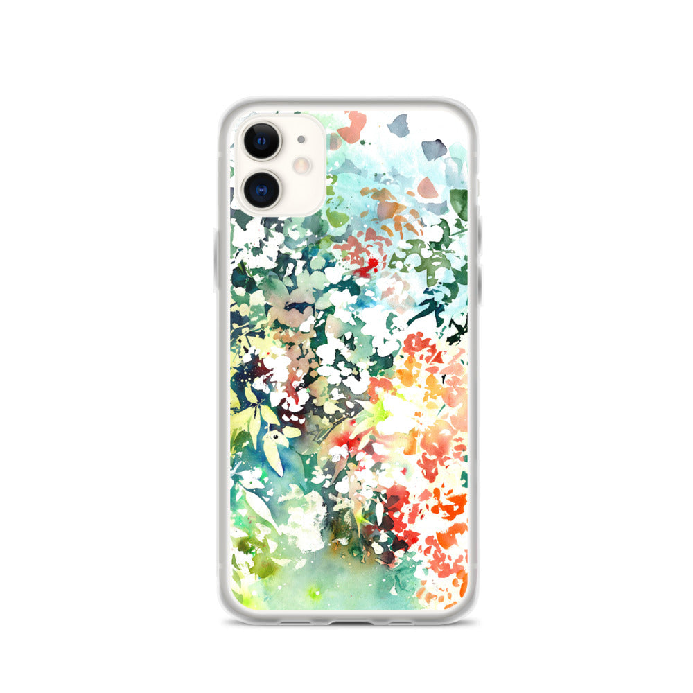 Hidden Garden iPhone Case | CreativeIngrid - CreativeIngrid | Ingrid Sanchez