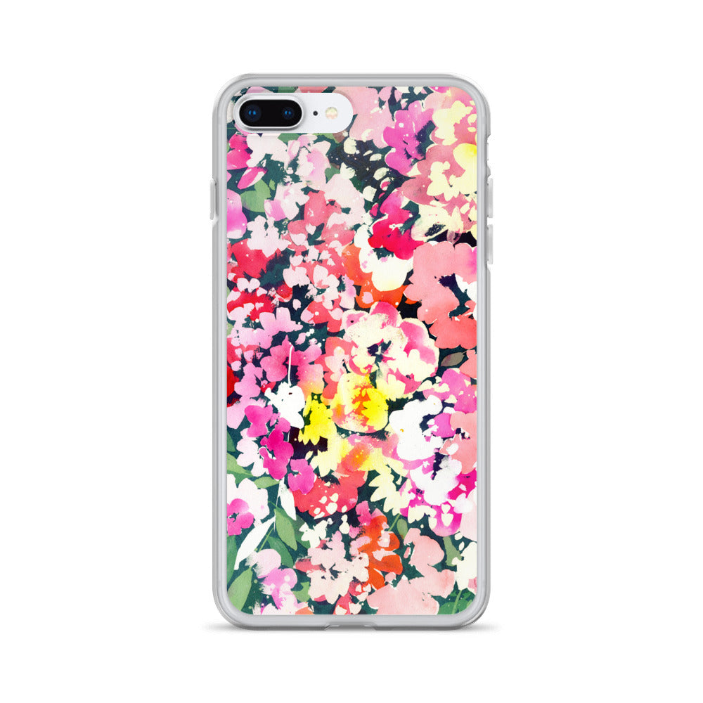 Floral Immersion iPhone Case | CreativeIngrid - CreativeIngrid | Ingrid Sanchez