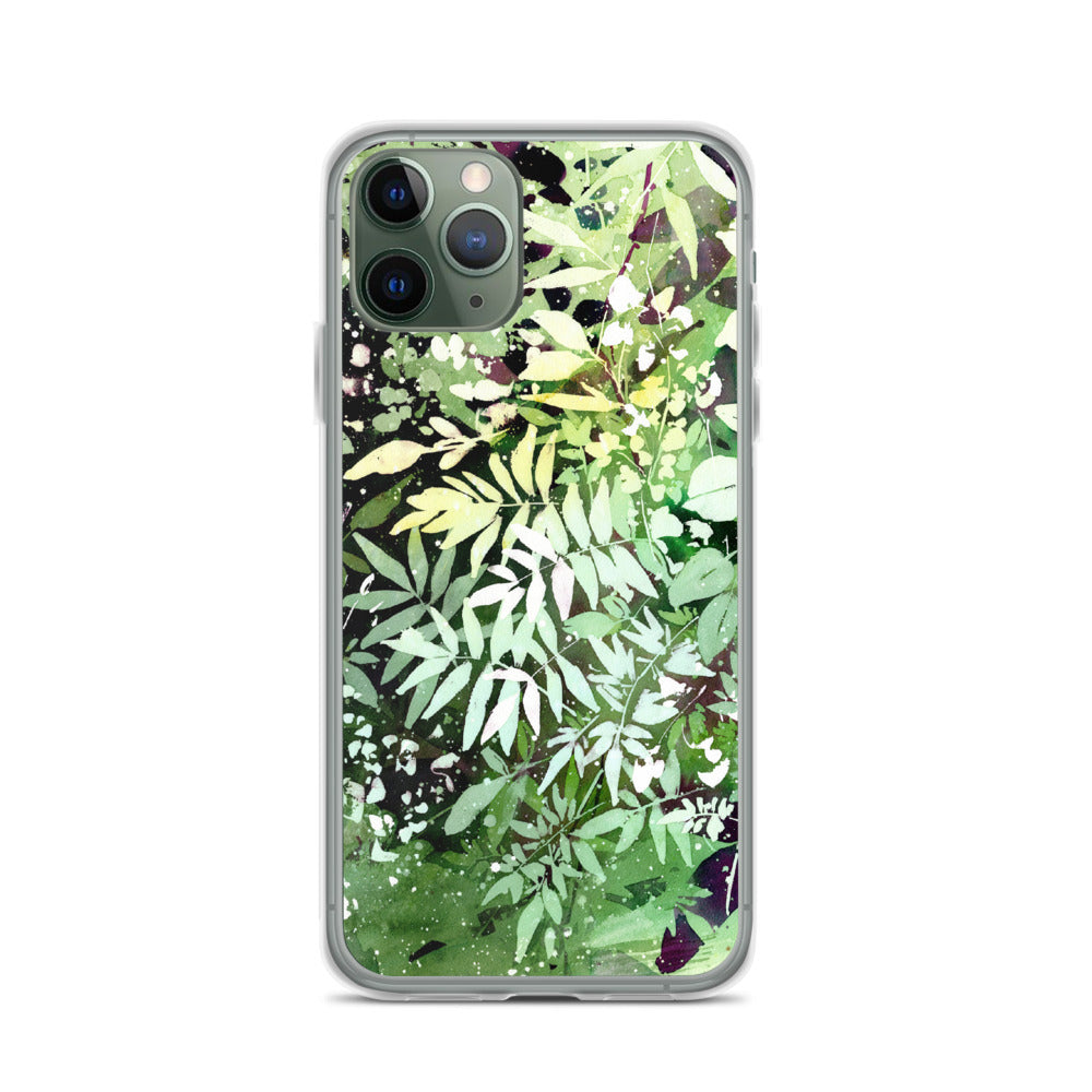 Green Garden iPhone Case | CreativeIngrid - CreativeIngrid | Ingrid Sanchez