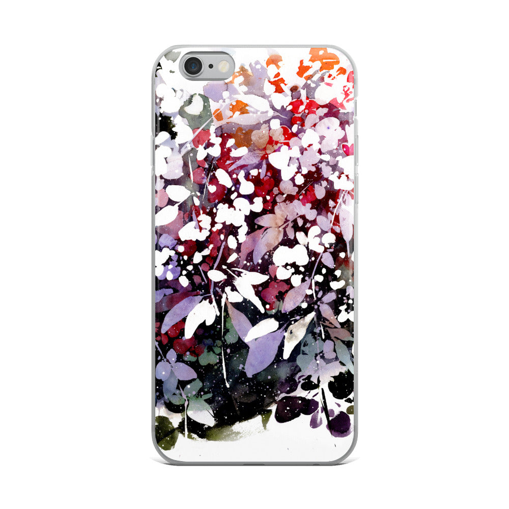 Dusk Garden iPhone Case | CreativeIngrid - CreativeIngrid | Ingrid Sanchez
