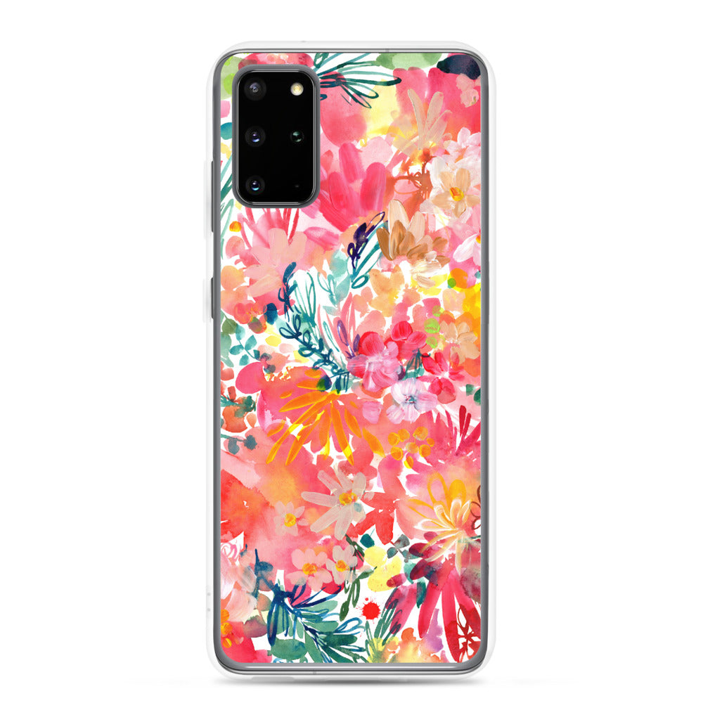 Endless Garden Samsung Case | CreativeIngrid - CreativeIngrid | Ingrid Sanchez