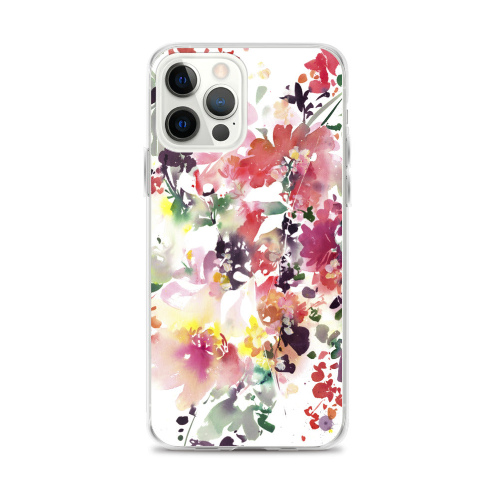 Enchanted Garden iPhone Case | CreativeIngrid - CreativeIngrid | Ingrid Sanchez
