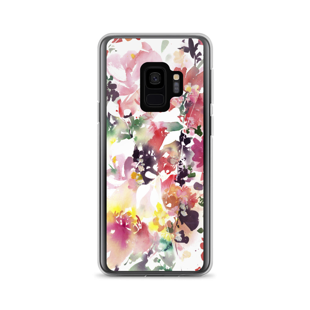 Enchanted Garden Samsung Case | CreativeIngrid - CreativeIngrid | Ingrid Sanchez