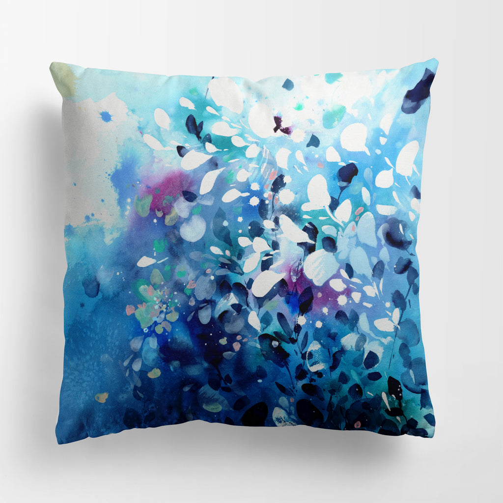 Underwater Pillow Case | CreativeIngrid - CreativeIngrid | Ingrid Sanchez