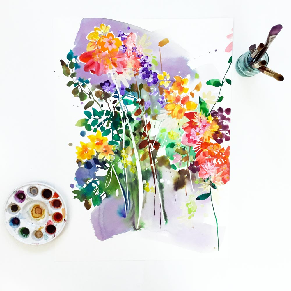 Wildflower - CreativeIngrid | Ingrid Sanchez