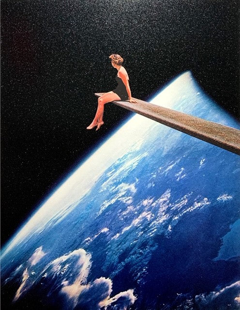 Too High | Limited Edition Print | Joe Webb