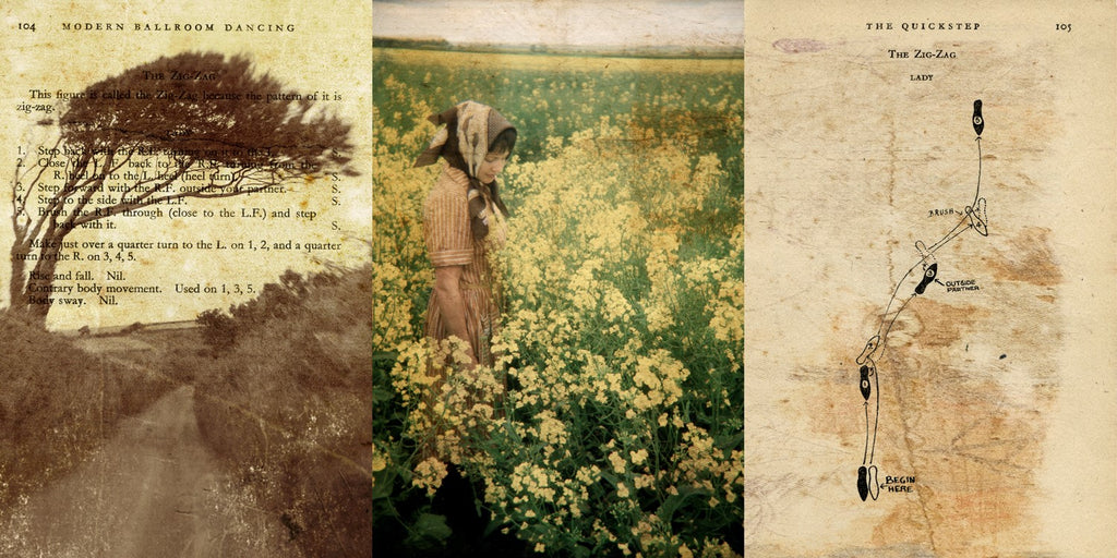 Vintage Photography & collage work
